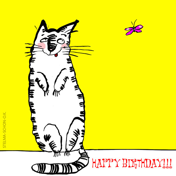 Happy Birthday And May You Your Friends Always Be In A Good Mood